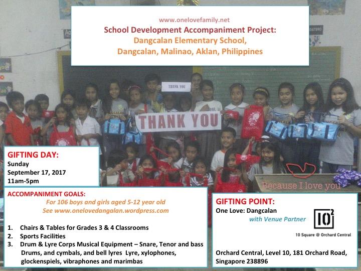Dangcalan Elementary School - Aug 19, 2017